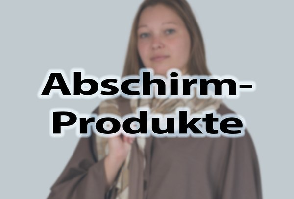 Abschirmprodukte Button